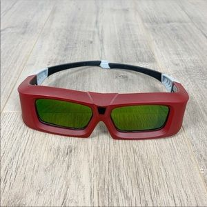 Other - 3D Xpand Glasses in Red and Black 3D Green Lens